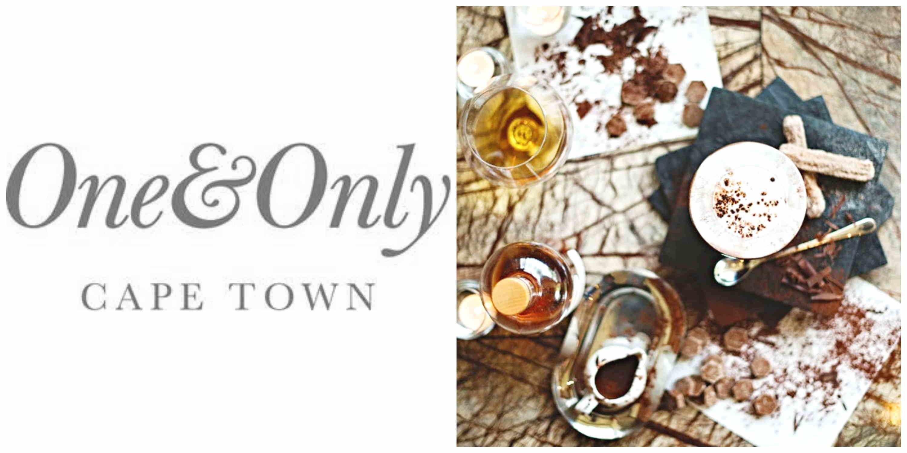 The One and Only, V&A Waterfront, Cape Town, Chocolate, Fondue, Food pairing
