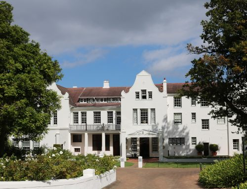 10 Reasons why you should stay at The Cellars-Hohenort